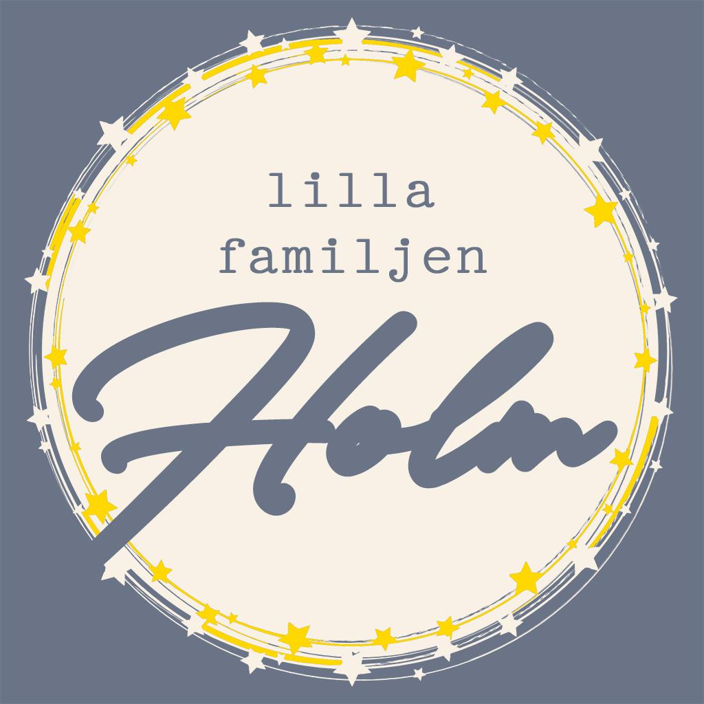 Lilla familjen Holm